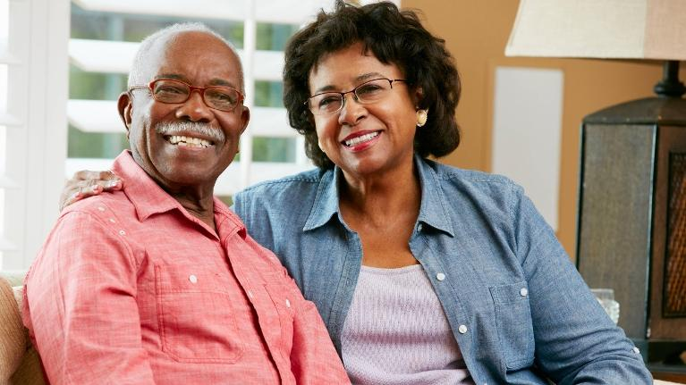 Couple | Dentures in Medina OH